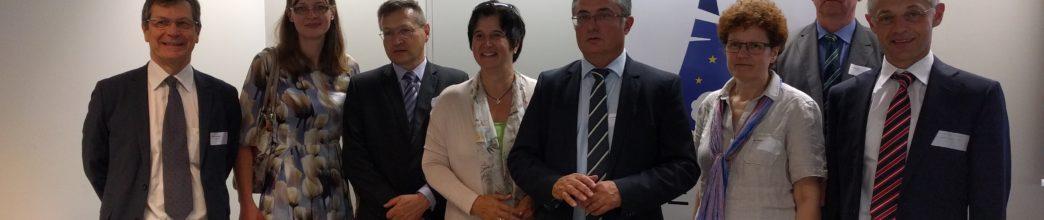 AEIAR members discuss with EC and MEP's access to EU farmland