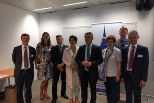 AEIAR members discuss with EC and MEP's access to EU farmland