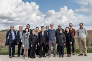 Wallonia and Flanders welcomed a Thai delegation