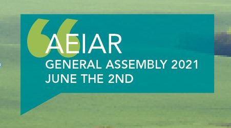 AEIAR General Assembly 2021 June the 2nd